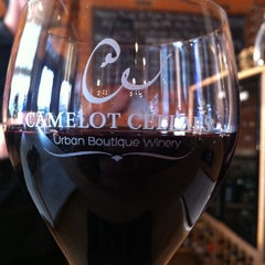Photo taken at Camelot Cellars by Mike B. on 9/3/2011
