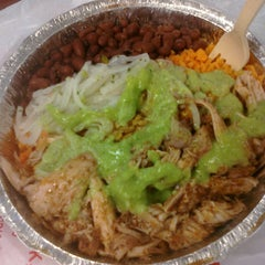 Photo taken at Sophie's Cuban Cuisine by Appetite for Good on 4/30/2011