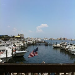 Photo taken at AJ's Seafood & Oyster Bar by David L. on 8/24/2011