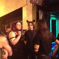Photo taken at Stigma Tattoo Bar by Rebecca F. on 1/17/2013