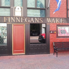 Photo taken at Finnegans Wake by Sugarr J. on 9/22/2013