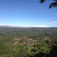 Photo taken at Cerro Espiritu Santo by Mauricio M. on 2/9/2014