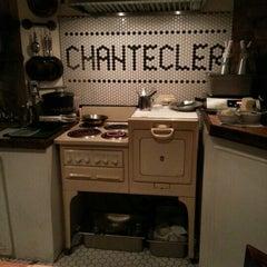 Photo taken at Chantecler by Jorge J. on 11/3/2012