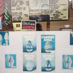 Photo taken at Mrs. Story's Dairy Bar by Diana R. on 10/19/2013