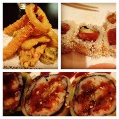 Photo taken at Nagoya Sushi by Ivy N. on 4/5/2013