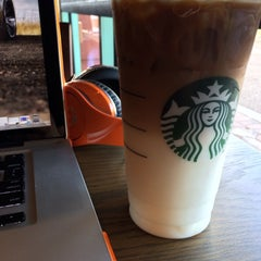 Photo taken at Starbucks by Chad H. on 9/29/2013