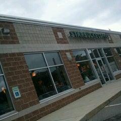 Photo taken at Starbucks by Barbi M. on 9/18/2012