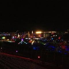 Photo taken at EDC Las Vegas by Victoria M. on 6/28/2013