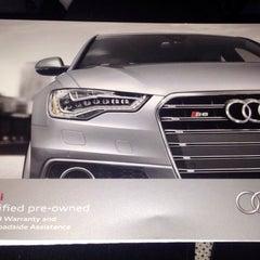 Photo taken at Jack Daniels Audi Paramus by Victoria M. on 11/17/2014