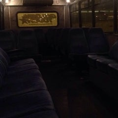 Photo taken at Newark-Liberty Airport Express Shuttle by Victoria M. on 11/11/2014