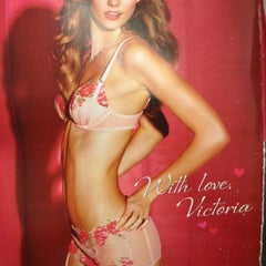 Photo taken at Victoria's Secret by Victoria M. on 1/30/2013