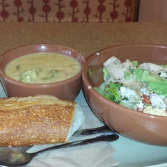 Photo taken at Panera Bread by Beverly P. on 11/14/2013