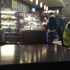 Photo taken at Costa Coffee by Peter C. on 3/6/2013