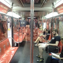 Photo taken at MTA Subway - 42nd Street Shuttle (S) by Soap E. on 8/20/2013