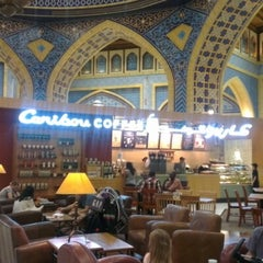 Photo taken at Caribou Coffee by Bbugmy on 9/14/2012