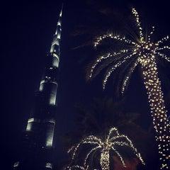 Photo taken at Burj Khalifa by André L. on 6/4/2013