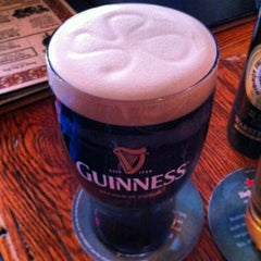 Photo taken at Sláinte Irish Pub by Olivia on 2/16/2013