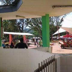 Photo taken at D'Cove Pasir Panjang Family Park by Abdul Hafiz A. on 4/21/2013