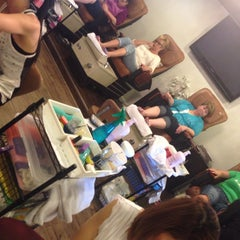 Photo taken at LT Nails by nANCY S. on 4/19/2014