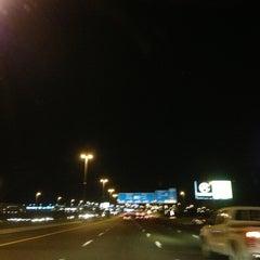Photo taken at Sheikh Mohammed Bin Zayed Road شارع الشيخ محمد بن زايد by Nouf R. on 1/1/2013