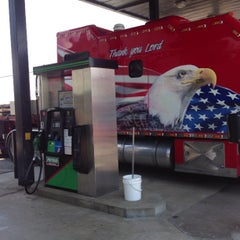Photo taken at Petro Stopping Center by SIR B. on 7/18/2013