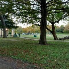 Photo taken at Lindsley Park by Ben G. on 11/19/2015