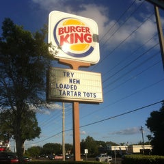 Photo taken at Burger King® by Christopher M. on 5/6/2013