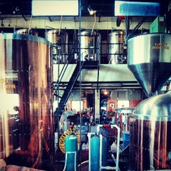 Photo taken at Liberty Steakhouse & Brewery by Carl T. on 7/8/2013