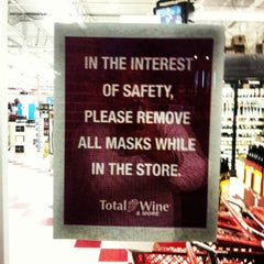 Photo taken at Total Wine & More by Stephen C. on 11/2/2012