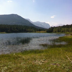 Photo taken at Bow Valley Provincial Park by Christina M. on 8/18/2014