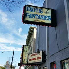 Photo taken at The Oregon District by Mike L. on 10/23/2014