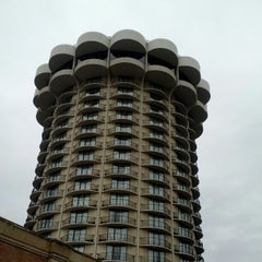 Photo taken at Radisson Hotel Cincinnati Riverfront by Mike L. on 1/10/2013