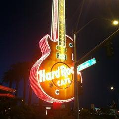Photo taken at Hard Rock Hotel Las Vegas by Ariel C. on 6/26/2013