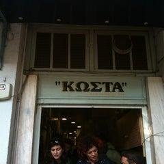 Photo taken at Κώστα by Marinos Z. on 11/14/2012