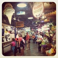 Photo taken at Reading Terminal Market by Sam P. on 9/15/2012