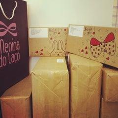 Photo taken at Menina do Laço by Menina do Laço on 8/19/2014