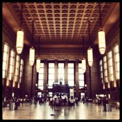 Photo taken at 30th Street Station by Robert on 5/29/2013