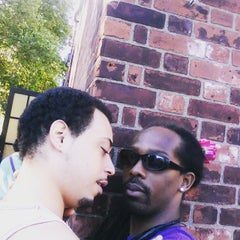 Photo taken at Hester Street Playground by sekou s. on 6/6/2015