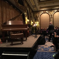 Photo taken at Fairmont Venetian Room by Sam W. on 11/9/2015