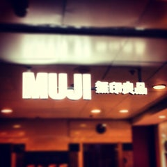 Photo taken at Muji 無印良品 by Jerome Y. on 6/26/2013