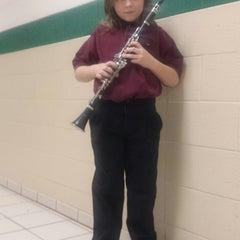 Photo taken at Menomonie Middle School by Jenna E. on 12/10/2014