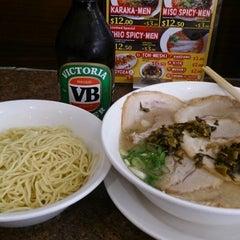Photo taken at Hakataya Noodle Shop by Sky2404 on 4/9/2015