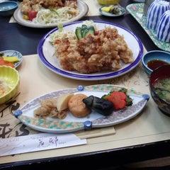Photo taken at 和食料理 花邨 by Taenam L. on 11/12/2014