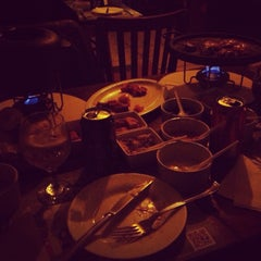 Photo taken at Cantina Don Fondue by Janaína C. on 4/24/2013