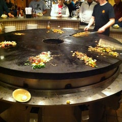 Photo taken at BD's Mongolian BBQ by Jesse T. on 2/13/2013