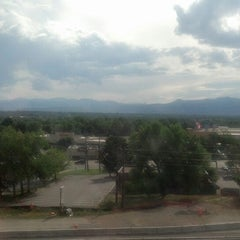 Photo taken at DoubleTree by Hilton Hotel Denver - Westminster by Janine H. on 8/2/2013