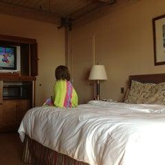 Photo taken at Harbor House Hotel & Marina at Pier 21 by Joe L. on 7/10/2013