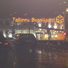 Photo taken at Tallinna Bussijaam by Martin L. on 2/28/2013