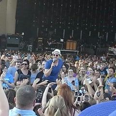 Photo taken at Klipsch Music Center by Josie F. on 7/20/2013