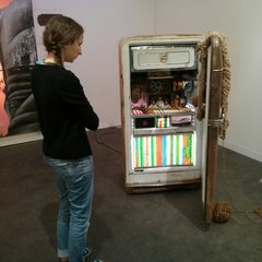 Photo taken at Art|Basel by Andreas P. on 6/13/2013